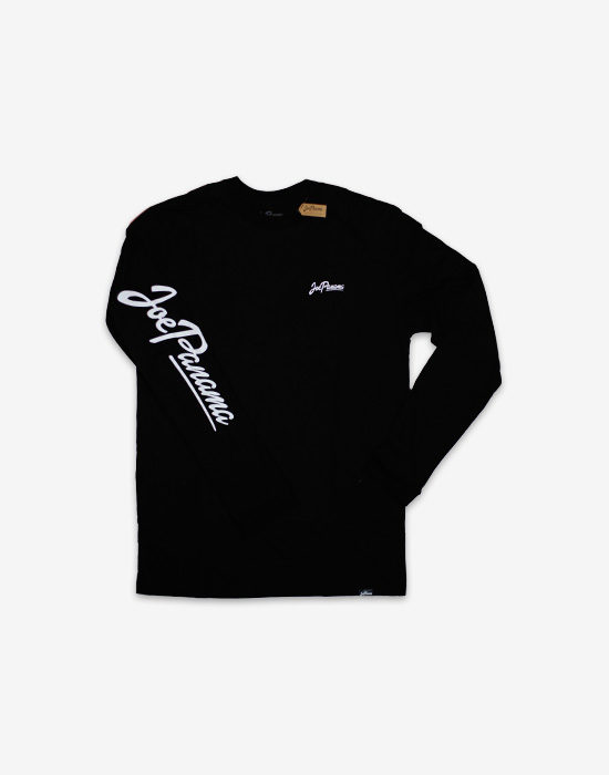 Joe Panama Long Sleeve Black