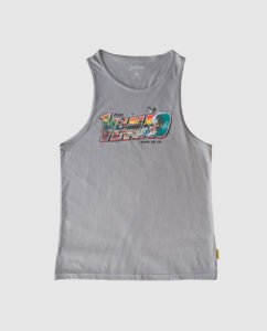 Playa Venao Tank Top Gray