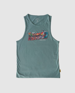 Playa Venao Tank Top Green