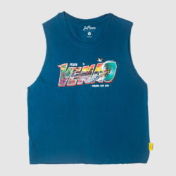 Playa Venao Tank Top Ocean Blue